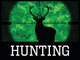 Hunting Green Buck Poster Print Art