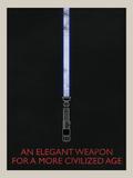 An Elegant Weapon Retro