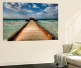 Road to Leisure Mural Premium por Nejdet Duzen