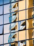 Balconies Metal Print by Ursula Abresch