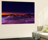 Mt Bromo Wall Mural by Marco Carmassi