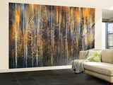 An Autumn Song Wall Mural – Large by Ursula Abresch