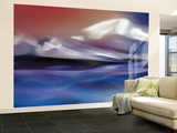 Land of Fire and Water Wall Mural – Large by Ursula Abresch