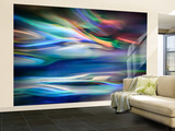 Blue Lagoon Wall Mural – Large by Ursula Abresch