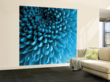 Big Blue Wall Mural – Large by Doug Chinnery