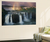 Majestic Waters Wall Mural by Art Wolfe
