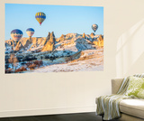 Love Valley, Cappadocia Wall Mural by Nejdet Duzen