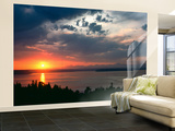 Heading Home Wall Mural – Large by Art Wolfe