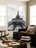 Eiffel Tower 1 Wall Mural by Marco Carmassi