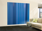 Abstract in Blue Wall Mural – Large by Doug Chinnery