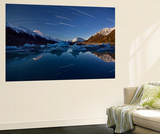 Tasman River Wall Mural by Yan Zhang