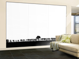 Hedgerow! Wall Mural – Large by Adrian Campfield