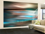 Migrations Wall Mural – Large by Ursula Abresch
