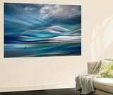 Sailing Wall Mural by Ursula Abresch
