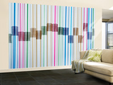 The Wave Wall Mural – Large by Ursula Abresch