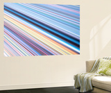 Pastel Power Wall Mural by Doug Chinnery
