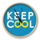 Keep Cool Clock by Budi Kwan
