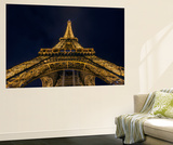 Eiffel Tower 3 Wall Mural by Marco Carmassi