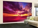 Philippe Sainte-Laudy - Colorful Sunset - Duvar Resimleri - Büyük