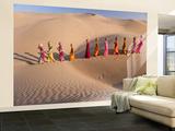 Desert Walk Wall Mural – Large by Art Wolfe