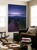Great Wall Wall Mural by Yan Zhang