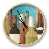 Bouteilles de vin I Le réveil par Megan Meagher