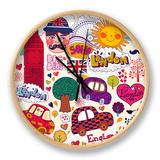 London Symbols Uhr von Molesko Studio