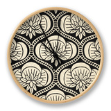 Ornamental Tile Motif I Uhr von  Vision Studio