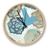Hover I Clock by Jodi Fuchs