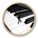 Piano Keyboard Ur af Gudella