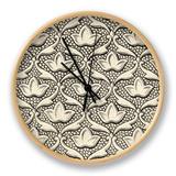 Ornamental Tile Motif IV Uhr von  Vision Studio