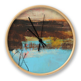 Dockside 37 I Clock by Erin Ashley