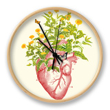 My Foolish Heart Clock by Budi Kwan