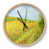 Sea Of Blossom Uhr von  kirilstanchev