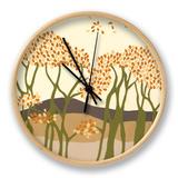 Living Wilderness II Clock