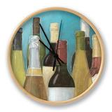 Wine Bottles II Ur af Megan Meagher