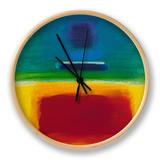 Radiant I Clock by Sisa Jasper