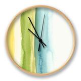 Liquidity II Horloge par Chariklia Zarris