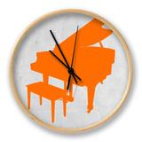 Orange Piano Ur af NaxArt