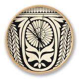 Ornamental Tile Motif VIII Ur af Vision Studio