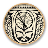 Ornamental Tile Motif VIII Uhr von  Vision Studio