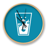 Optimistic Clock by Budi Kwan