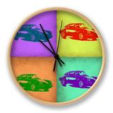 Porsche Pop Art 2 Horloge par  NaxArt