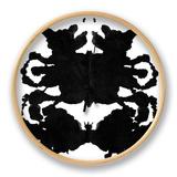 Rorschach Test Clock by  akova