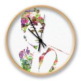 Audrey Hepburn 2 Klokke av  NaxArt