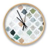 Turkish Tile I Uhr von Jodi Fuchs