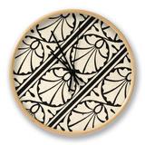 Ornamental Tile Motif VI Uhr von  Vision Studio