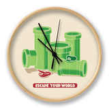 Escape Your Word Clock by Budi Kwan
