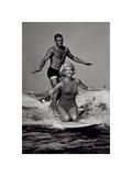 Surf's Up! Poster av  The Chelsea Collection