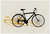 Beach Bike Pop Art Photo